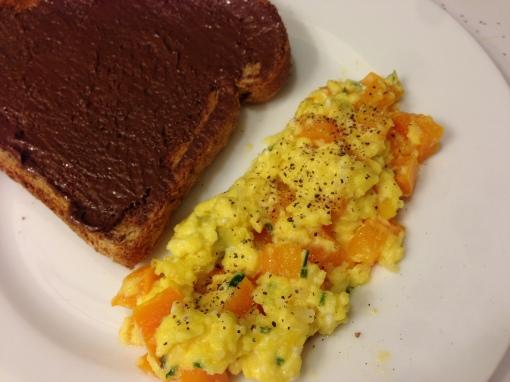 Scramble & Toast